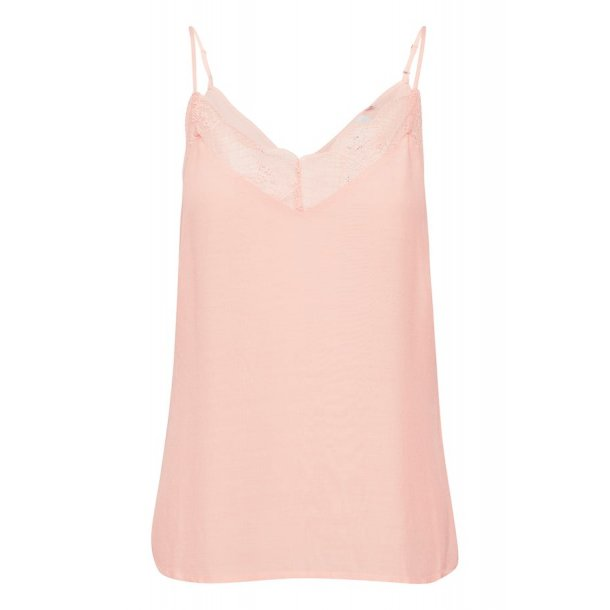 Pink Fabine  Gestuz  Singlet - Dameklær er billig